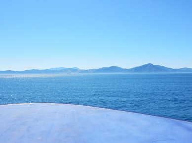 South Island in sight!