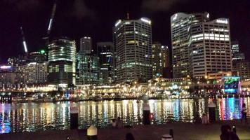 Darling Harbour! (photo by Gijs)
