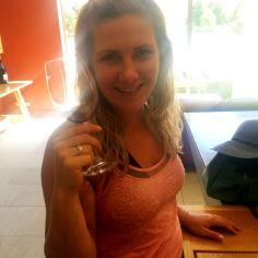 Wine tasting :)
