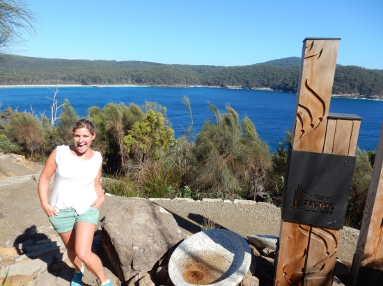 Tasman National Park: Coastal Walk