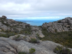 Nice rocky view from Mt Amos