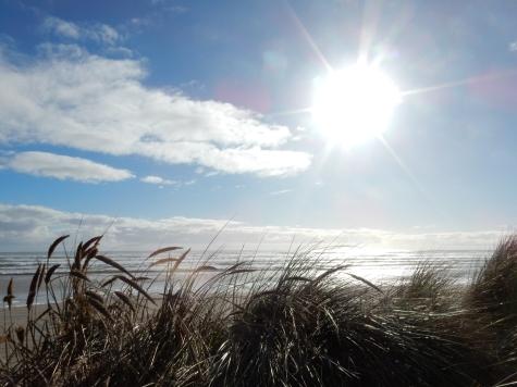 Beach near Macquarie Heads