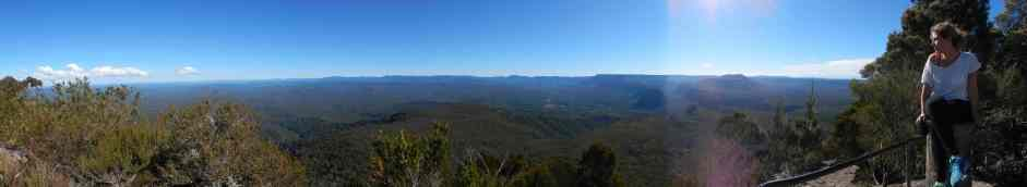 Pigeon Hole Mountain