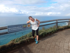 The most easterly point in Byron!