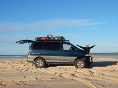 Fraser Island!!