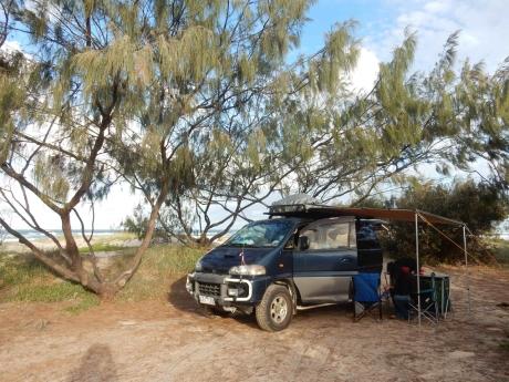 Good camping spot!