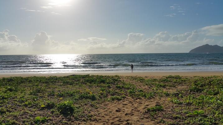 Mission Beach!