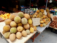 The most stinky fruit on the planet, the Durian
