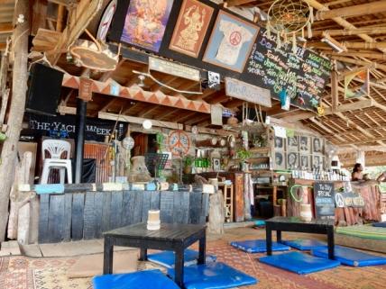 Why Not Bar at Kantiang Bay, south of Koh Lanta