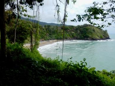 Hidden beaches somewhere on Koh Lanta :)